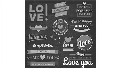 13 of the gray Valentine element vector material