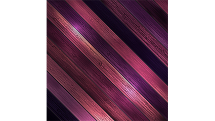 Purple twill wood background vector material