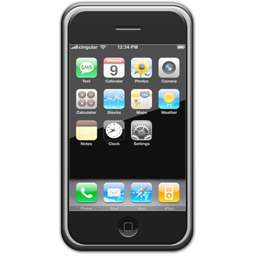 Apple iPhone phone icon transparent pngIphone Icon Png