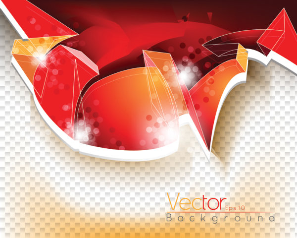 The trend of dynamic flow line gorgeous 02-- vector material