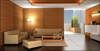 Beautiful home interior picture material-5