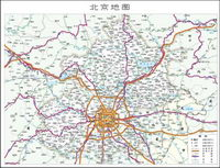 Map of Beijing ai? Cdr