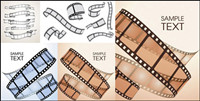 Dynamic film vector material