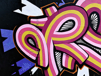 Graffiti design trends