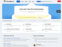 Newsberry Email Marketing Service