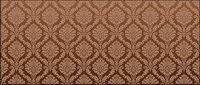Continental tile pattern vector background material