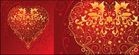 Heart-shaped vector material-7